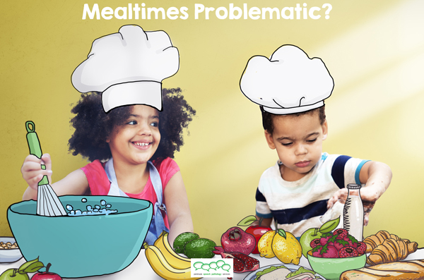 Mealtime Problematic?