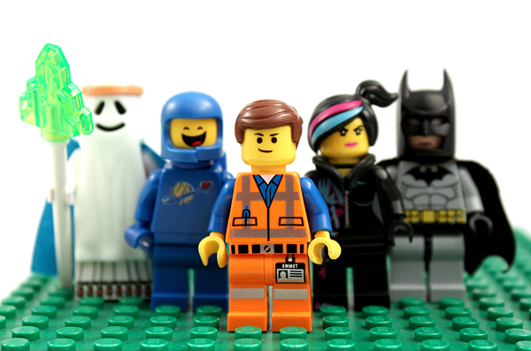 Brick by Brick – Lego Social Group