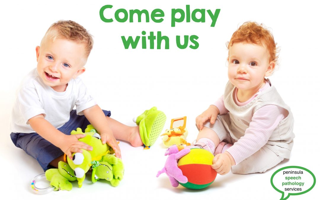 Monthly Playgroup for 1, 2 and 3 Year Olds
