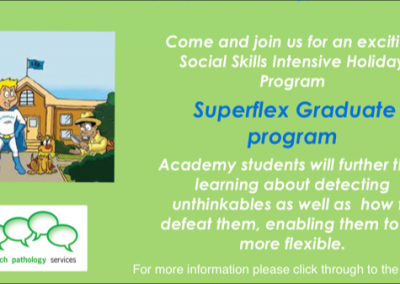 Superflex Graduate Program