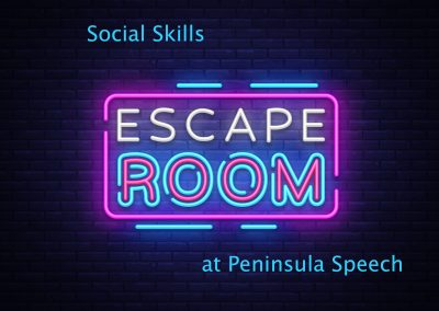 Escape Room – Social Skill program